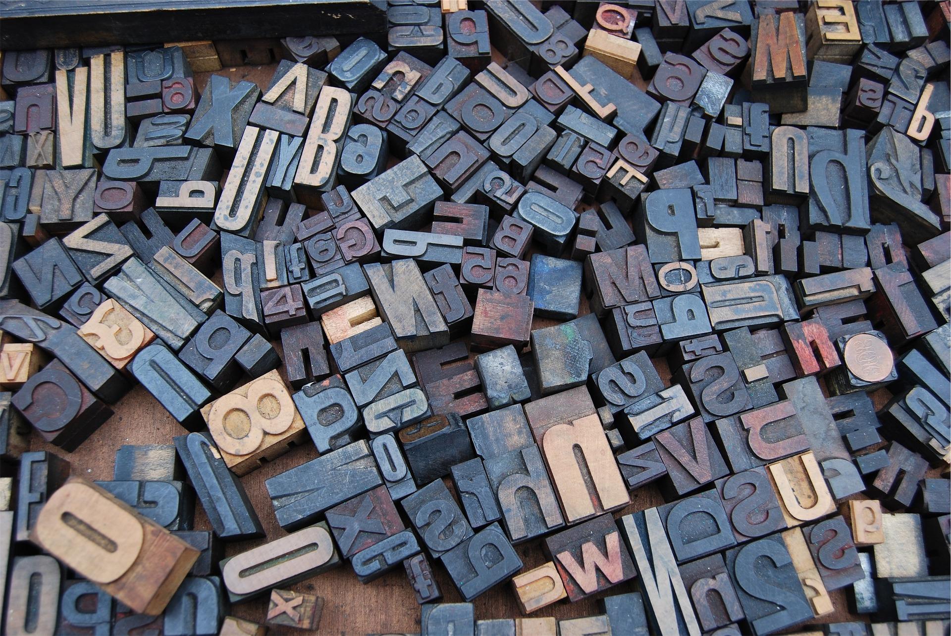 7 идеи за това как да подобрите типографията на вашите дизайните