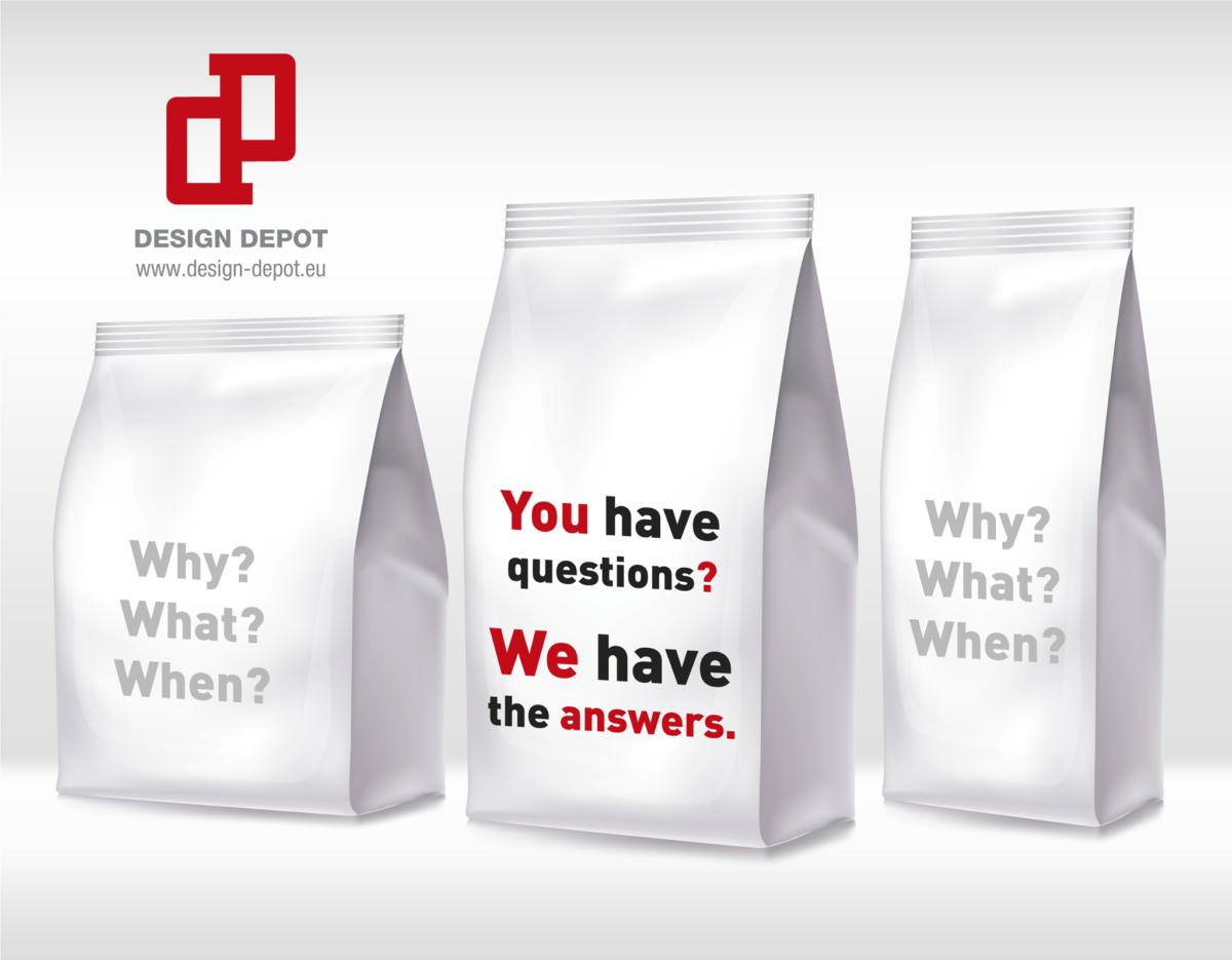 Kак да създадете един успешен дизайн на етикети и опаковки?